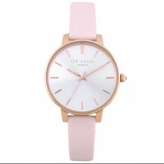 テッドベイカー(TED BAKER)のTED BAKER 腕時計 (ピンク)(腕時計)