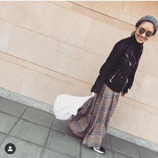 エディション(Edition)の金子綾さん着用 エディション マキシスカート トゥモローランド(ロングスカート)