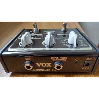ヴォックス(VOX)のVOX Stomplab SL1G➕純正ACアダプター KORG KA-181(エフェクター)
