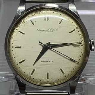 インターナショナルウォッチカンパニー(IWC)の腕時計 シャフハウゼン 自動巻 IWC(腕時計(アナログ))