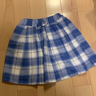 ナルミヤ インターナショナル(NARUMIYA INTERNATIONAL)のPupil House 130 夏 スカート(スカート)