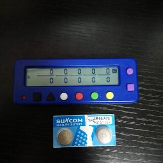 カチカチくん ブルー 使用2ヵ月(パチンコ/パチスロ)