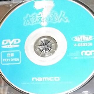 バンダイナムコエンターテインメント(BANDAI NAMCO Entertainment)の太鼓の達人7 DVD おまけ付き(その他)