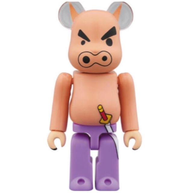 MEDICOM TOY(メディコムトイ)のメディコムトイ BE@RBRICK ブリブリざえもん 400% ベアブリック エンタメ/ホビーのおもちゃ/ぬいぐるみ(キャラクターグッズ)の商品写真