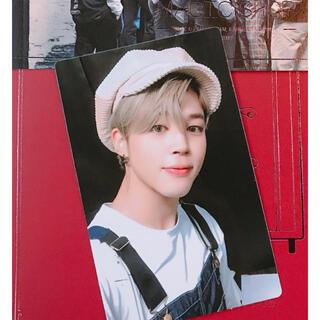ボウダンショウネンダン(防弾少年団(BTS))のBTS magic shop マジショ DVD ジミン トレカ(K-POP/アジア)