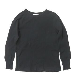ビームスボーイ(BEAMS BOY)のBEAMS BOY デンマーク軍 リブクルーネックカットソー レディース(Tシャツ(長袖/七分))