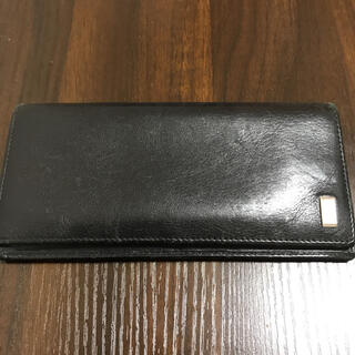 ダンヒル(Dunhill)のダンヒル  長財布 ブラック(長財布)