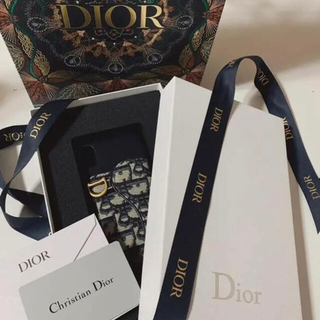 クリスチャンディオール(Christian Dior)のDior iPhone x/xsケース(iPhoneケース)