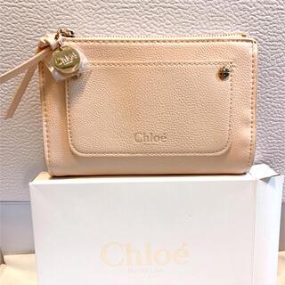 クロエ(Chloe)のChloe クロエ ノベルティ ミニポーチ ウォレット ミニ財布 サクラピンク(ポーチ)