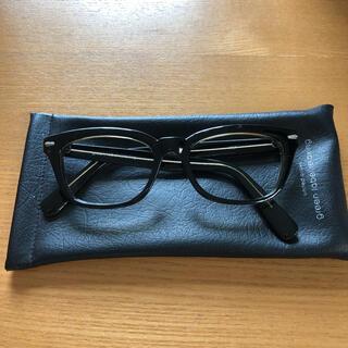 ユナイテッドアローズ(UNITED ARROWS)のgreenlabelrelaxing レンズなしメガネ(サングラス/メガネ)