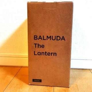 バルミューダ(BALMUDA)の★バルミューダ LEDランタン 新品&未開封★(ライト/ランタン)