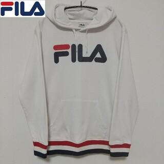 フィラ(FILA)のFILA ( フィラ ) パーカー Lサイズ ビッグロゴ(パーカー)