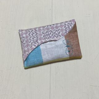 ミナペルホネン(mina perhonen)のポケットティッシュケース♡ハンドメイド♡ミナペルホネン(雑貨)