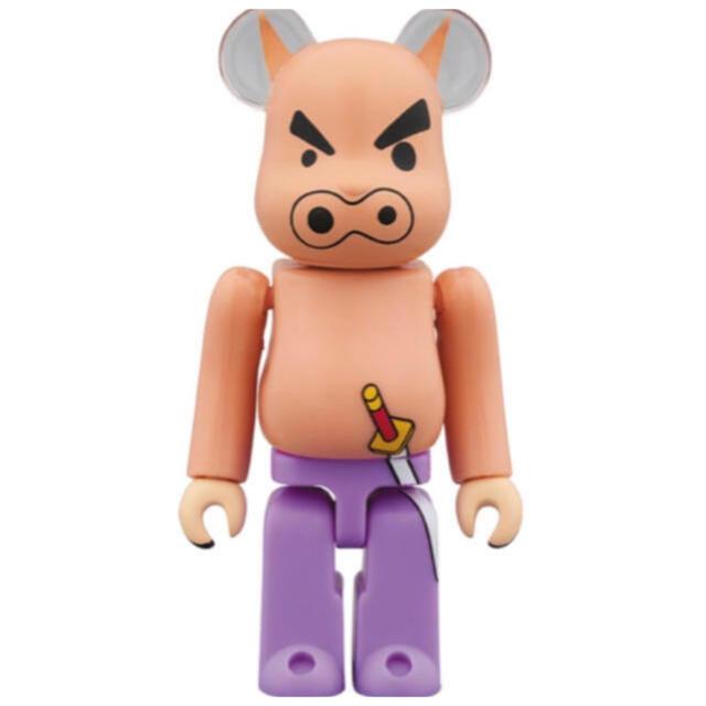 MEDICOM TOY(メディコムトイ)のメディコムトイ BE@RBRICK ブリブリざえもん  ハンドメイドのおもちゃ(フィギュア)の商品写真