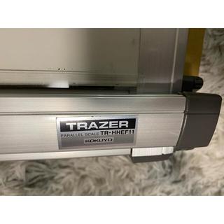 コクヨ(コクヨ)のトレイザー平行定規マグネット製図板A2サイズ バッグ付 品番:TR-HHEF11(その他)