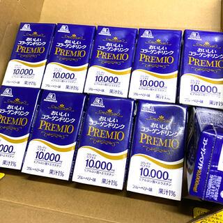 森永製菓 - おいしいコラーゲンドリンク プレミオ 10本 森永製菓 天使の健康