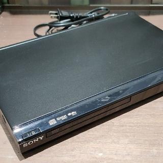SONY - SONY DVP-SR200P DVDプレーヤーリモコン付き