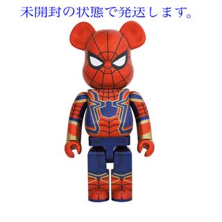 メディコムトイ(MEDICOM TOY)のBe@rbrick Iron Spider 1000%(その他)