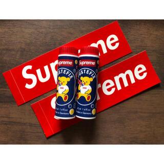 シュプリーム(Supreme)のシュプリーム  ノベルティー  シャボン玉&ステッカー(ノベルティグッズ)