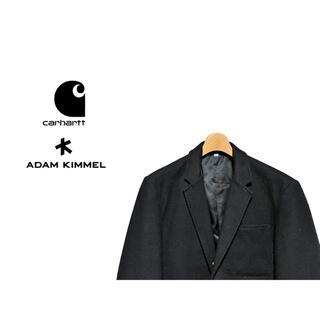 アダムキメル(Adam Kimmel)のADAM KIMEL × Carhartt ウール テーラードジャケット(テーラードジャケット)