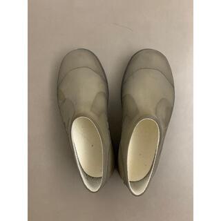 シャネル(CHANEL)のシャネル レインシューズ サイズ36(レインブーツ/長靴)