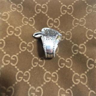 グッチ(Gucci)のGUCCI アンガーフォレスト イーグルヘッドリング 18号(リング(指輪))
