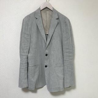 セオリー(theory)の美品本物セオリーtheoryテーラード2Bジャケットシャツビジネススーツメンズ(テーラードジャケット)