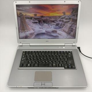 NEC 4コア8スレッド第3世代Core i7 SSD240G(ノートPC)