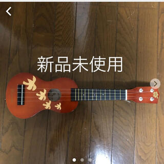 ハワイウクレレ置物新品未使用(その他)