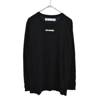 オフホワイト(OFF-WHITE)のOFF-WHITE オフホワイト 長袖Tシャツ(Tシャツ/カットソー(七分/長袖))