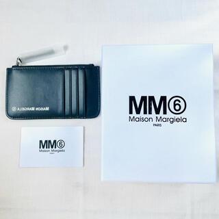 エムエムシックス(MM6)の【新品】最終値下げ!MM6スモールカードホルダーウォレット(コインケース)