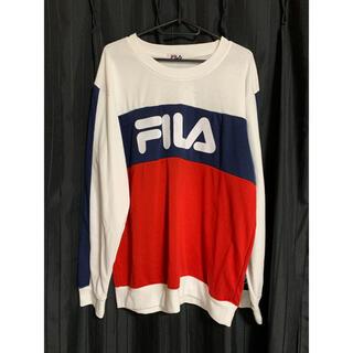 フィラ(FILA)の⚠️最終お値下げです。(トレーナー/スウェット)