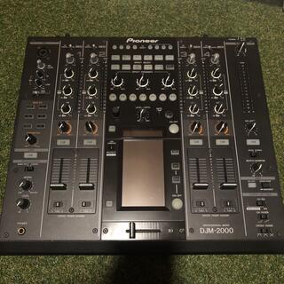 パイオニア(Pioneer)のpioneer djm-2000(DJミキサー)