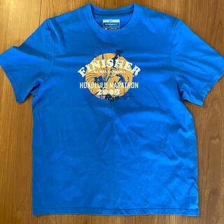 ナイキ(NIKE)のホノルルマラソン2008  フィニッシャーTシャツ(ランニング/ジョギング)