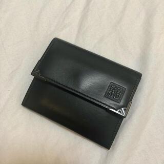 GIVENCHY - 激レア 未使用 ジバンシー コインケース 黒 ブラック ロゴ