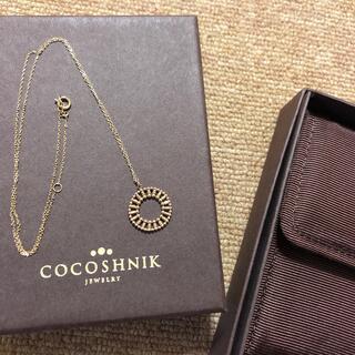 ココシュニック(COCOSHNIK)のCOCOSHNIK ネックレス  美品  ココシュニック(ネックレス)