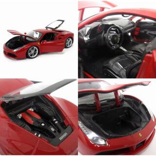 フェラーリ(Ferrari)のミニカー Maisto 1/18 マイスト Ferrari 488 フェラーリ(ミニカー)