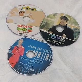 シャイニー(SHINee)のSHINeeテミンDVD(ミュージック)