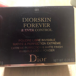 クリスチャンディオール(Christian Dior)のDior パウダー(フェイスパウダー)