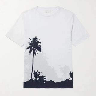 ドリスヴァンノッテン(DRIES VAN NOTEN)の新品 21ss ドリスヴァンノッテン プリントTシャツ LEN LYE(Tシャツ/カットソー(半袖/袖なし))