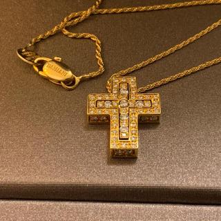 ダミアーニ(Damiani)のダミアーニ ベルエポック クロス ネックレス 銀座タワーオープン記念モデル(ネックレス)