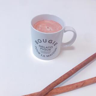 gelato pique - ジェラートピケ キャンドル  マグカップ