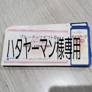 ブルーチップハーフ券67枚(その他)