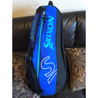 スリクソン(Srixon)のテニスラケットバッグ(バッグ)