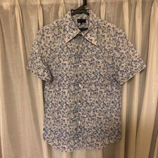 ミッシェルクラン(MICHEL KLEIN)のミッシェルクラン フラワーシャツ(シャツ)