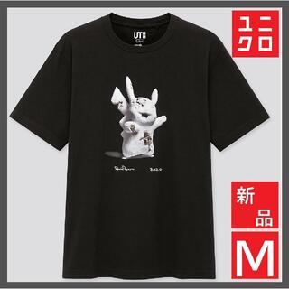 ユニクロ(UNIQLO)のピカチュウ ダニエル・アーシャム ユニクロ Tシャツ ポケモン UT(Tシャツ/カットソー(半袖/袖なし))