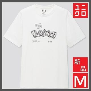 ユニクロ(UNIQLO)のPOKÉMON ダニエル・アーシャム ユニクロ Tシャツ ポケモン UT(Tシャツ/カットソー(半袖/袖なし))