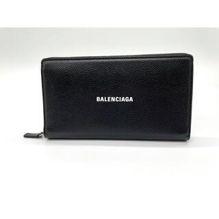 バレンシアガ(Balenciaga)のバレンシアガ ラウンドファスナー 長財布(長財布)