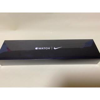 アップルウォッチ(Apple Watch)の新品未使用未開封 APPLE WATCH NIKE SE MG0A3J/A(スマートフォン本体)