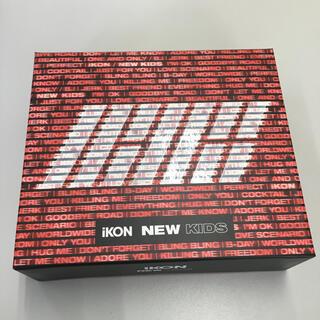 iKON / NEW KIDS [2CD+2Blu-ray](K-POP/アジア)